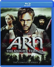 ARN--THE KNIGHT TEMPLAR: The Complete Series