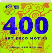 400 ART DECO MOTIFS
