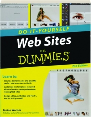 DO-IT-YOURSELF WEB SITES FOR DUMMIES, 2ND EDITION