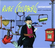 2017 RUBE GOLDBERG INVENTIONS CALENDAR