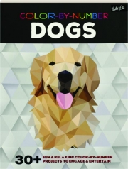 COLOR-BY-NUMBER DOGS