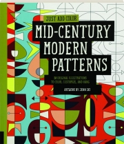 MID-CENTURY MODERN PATTERNS: Just Add Color
