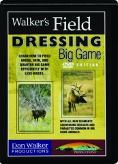 WALKER'S FIELD DRESSING BIG GAME