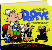 POPEYE, VOLUME TWO, 1989-1992: Classic Newspaper Comics