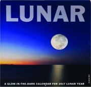 2017 LUNAR: A Glow-in-the-Dark Calendar