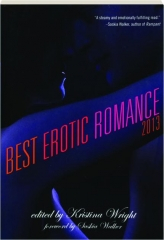 BEST EROTIC ROMANCE, 2013