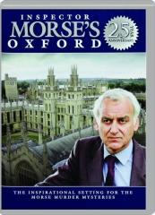 INSPECTOR MORSE'S OXFORD: 25 Year Anniversary