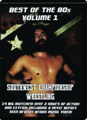 SOUTHWEST CHAMPIONSHIP WRESTLING, VOLUME 1: Best of the 80s