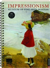2017 IMPRESSIONISM: Museum of Fine Arts, Boston