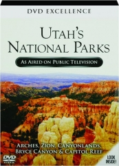 UTAH'S NATIONAL PARKS: DVD Excellence