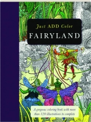 FAIRYLAND: Just Add Color