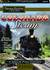 COLORADO STEAM: Premium Editions