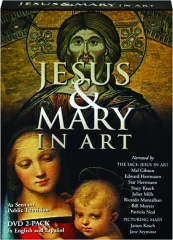 JESUS & MARY IN ART