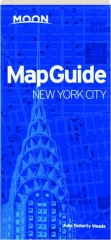 MOON MAPGUIDE NEW YORK CITY, SEVENTH EDITION