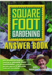 SQUARE FOOT GARDENING ANSWER BOOK