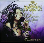 2017 ALCHEMY 1977 GOTHIC--THE MIDNIGHT ROSE CALENDAR