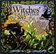 2017 LLEWELLYN'S WITCHES' CALENDAR