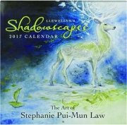 2017 LLEWELLYN'S SHADOWSCAPES CALENDAR