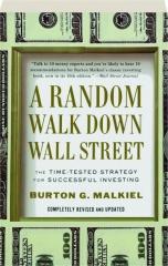 A RANDOM WALK DOWN WALL STREET, REVISED