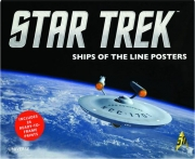 STAR TREK--SHIPS OF THE LINE POSTERS