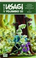 THE USAGI YOJIMBO SAGA, BOOK 4