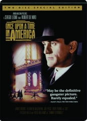 ONCE UPON A TIME IN AMERICA: Two-Disc Special Edition