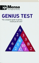 MENSA GENIUS TEST