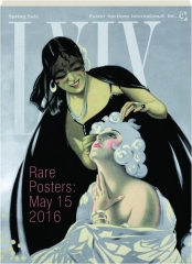 RARE POSTERS PAI-LXIX: May 15, 2016