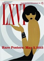 RARE POSTERS PAI-LXVI: May 3, 2015