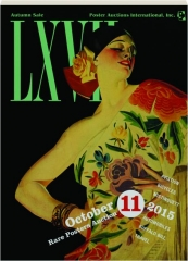 RARE POSTERS PAI-LXVII: October 11, 2015