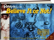 RIPLEY'S BELIEVE IT OR NOT! Original Daily Cartoons 1929-1930