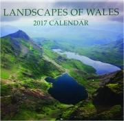 2017 LANDSCAPES OF WALES CALENDAR