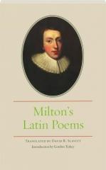 MILTON'S LATIN POEMS