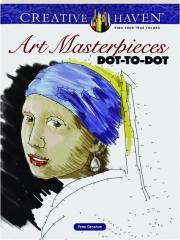 ART MASTERPIECES DOT-TO-DOT