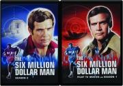 THE SIX MILLION DOLLAR MAN: Seasons 1 & 2