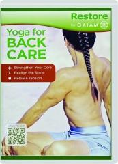 YOGA FOR BACK CARE: Restore