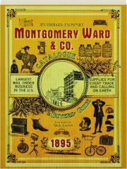 MONTGOMERY WARD & CO. CATALOGUE & BUYERS' GUIDE, 1895