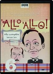 'ALLO 'ALLO! The Complete Series Six