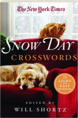 THE NEW YORK TIMES SNOW DAY CROSSWORDS