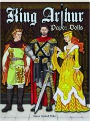 KING ARTHUR PAPER DOLLS