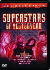 SUPERSTARS OF YESTERYEAR: Classic Superstars of Wrestling