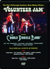 VOLUNTEER JAM: The Charlie Daniels Band