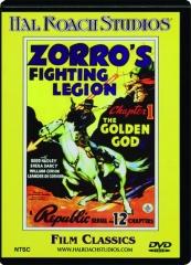 ZORRO'S FIGHTING LEGION, CHAPTER 1: The Golden God