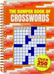 THE BUMPER BOOK OF CROSSWORDS