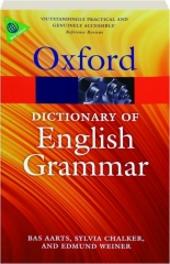 OXFORD DICTIONARY OF ENGLISH GRAMMAR, SECOND EDITION