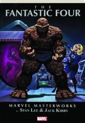 THE FANTASTIC FOUR, VOLUME 6: Marvel Masterworks