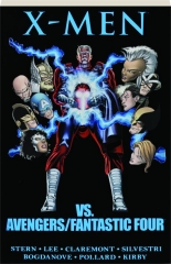 X-MEN VS. AVENGERS / FANTASTIC FOUR