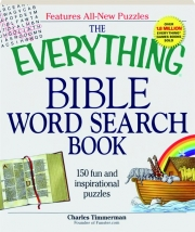 THE EVERYTHING BIBLE WORD SEARCH BOOK
