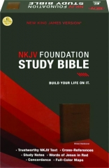 NKJV FOUNDATION STUDY BIBLE