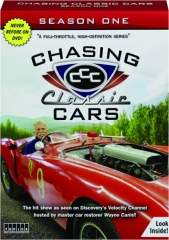 CHASING CLASSIC CARS: Season One